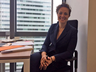 Londra intervista a Luigia Indorato