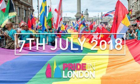 London Pride Festival 2018: quando