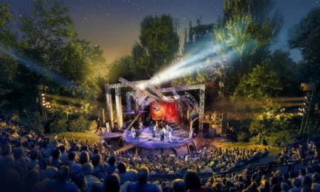 Regent's Park Open Air Theatre: programma