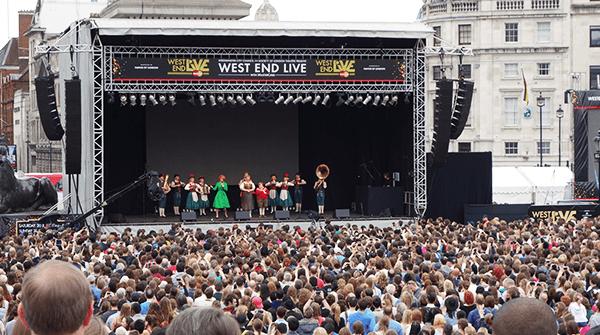 Eventi gratuiti a Londra