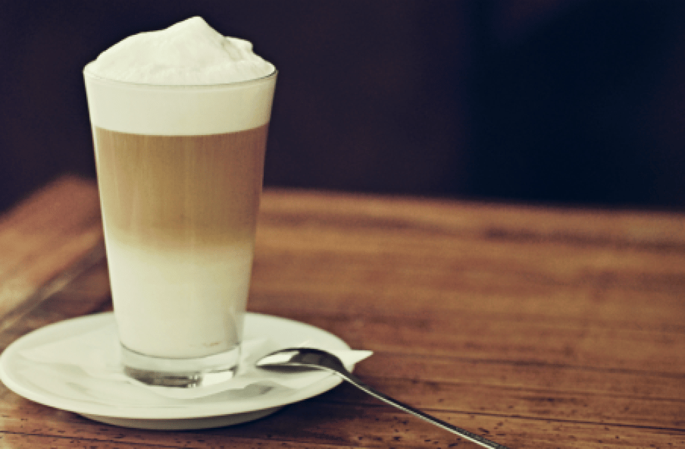 Ordinare il caffè a Londra