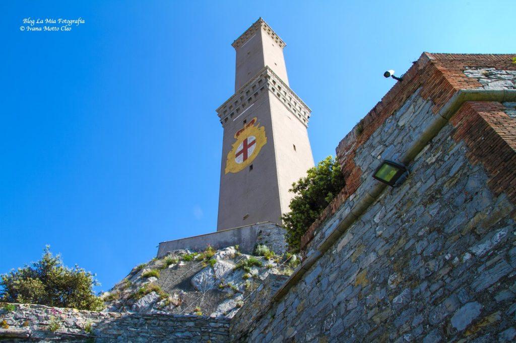 bandiera inglese - Lanterna di Genova