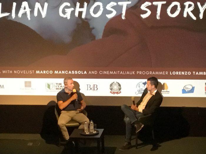 Marco Mancassola premiere
