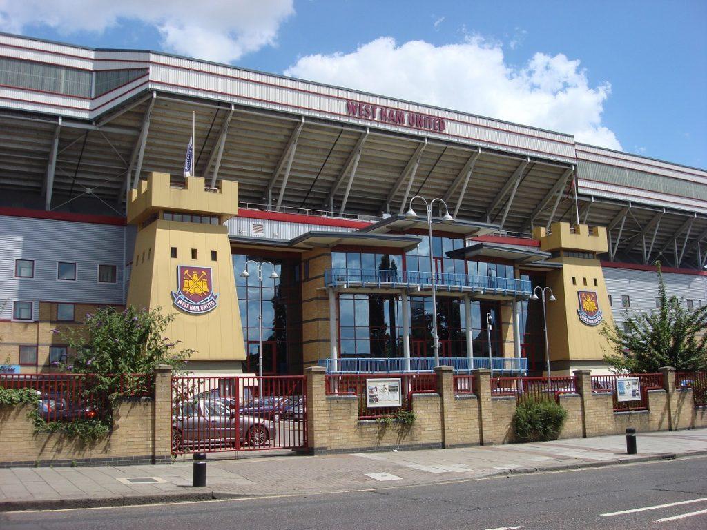 squadre di Londra - Upton Park