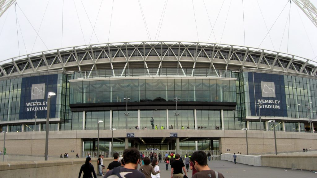 squadre di Londra - Wembley