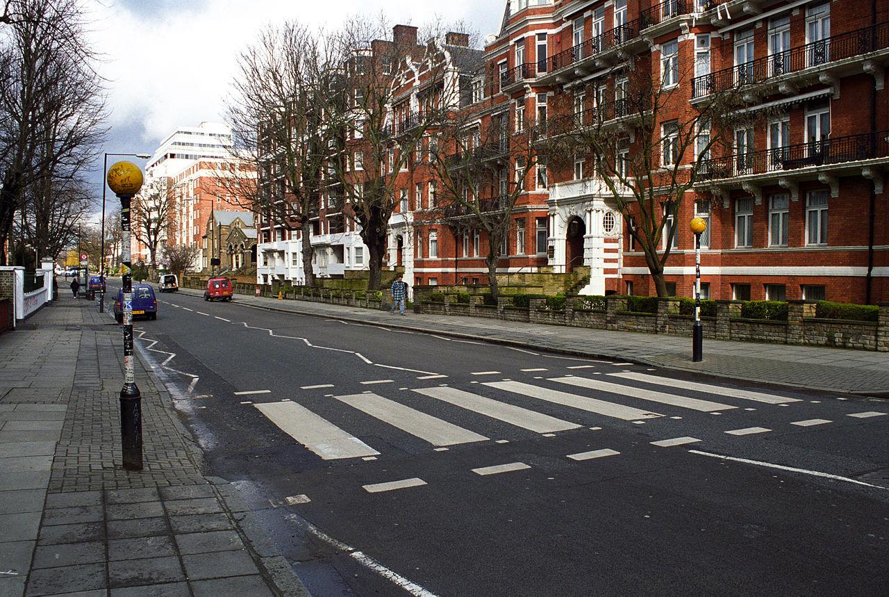 visitare Abbey Road a Londra