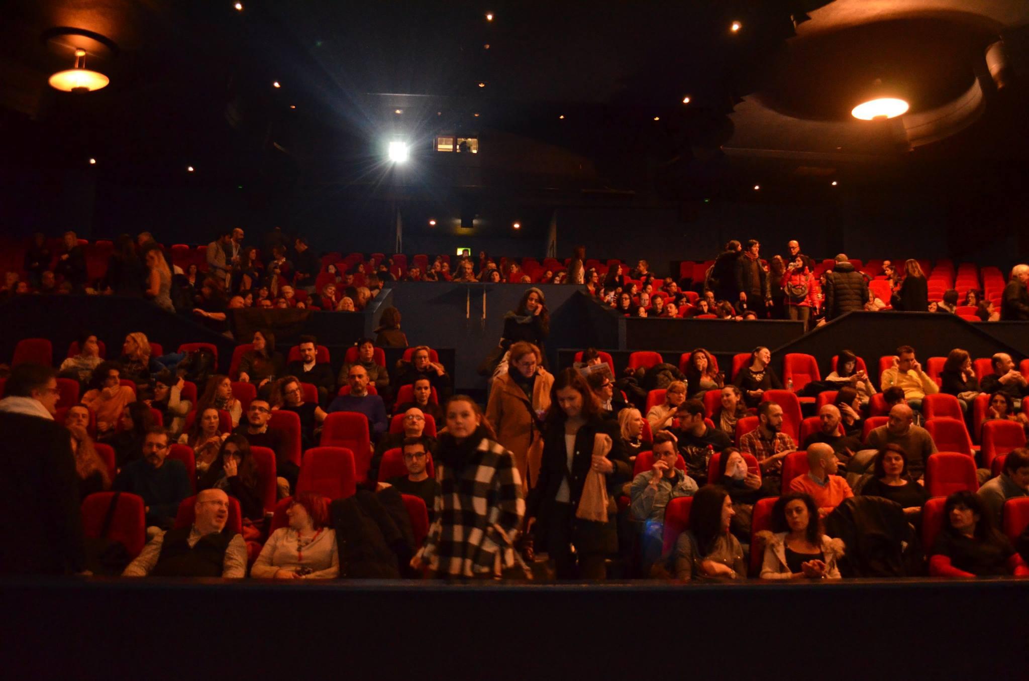 CinemaItaliaUk - nella platea