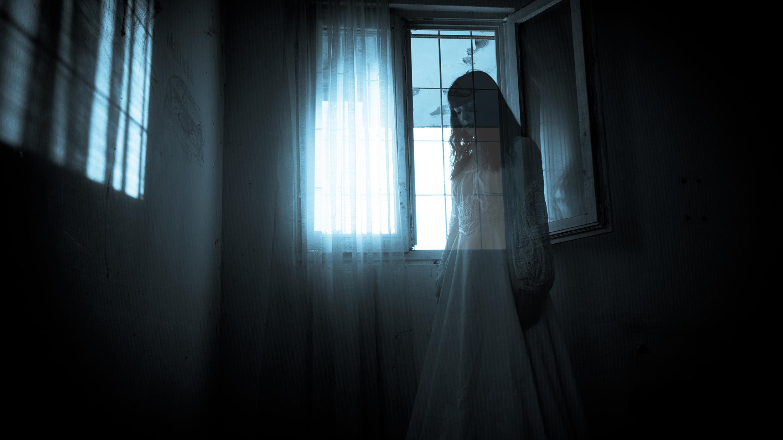 La Dama Bianca (o White Lady) è uno degli spiriti più terrificanti della tradizione inglese