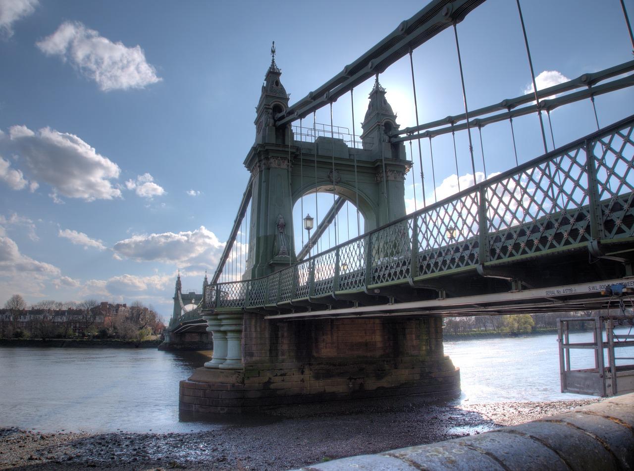 Hammersmith - il ponte di Londra