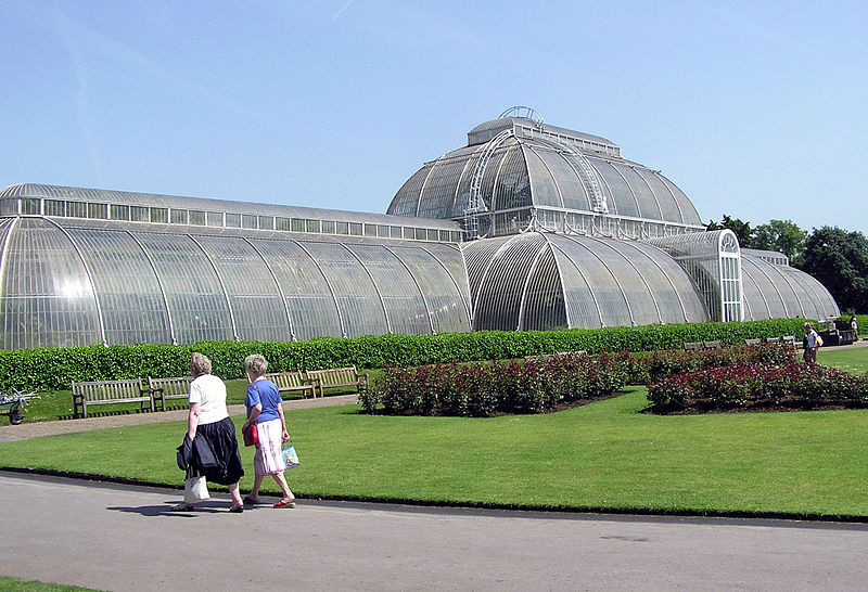 Palm House Kew Gardens