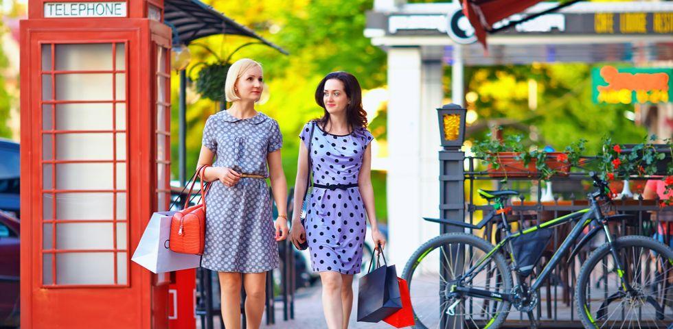 Shopping a Londra: dove andare