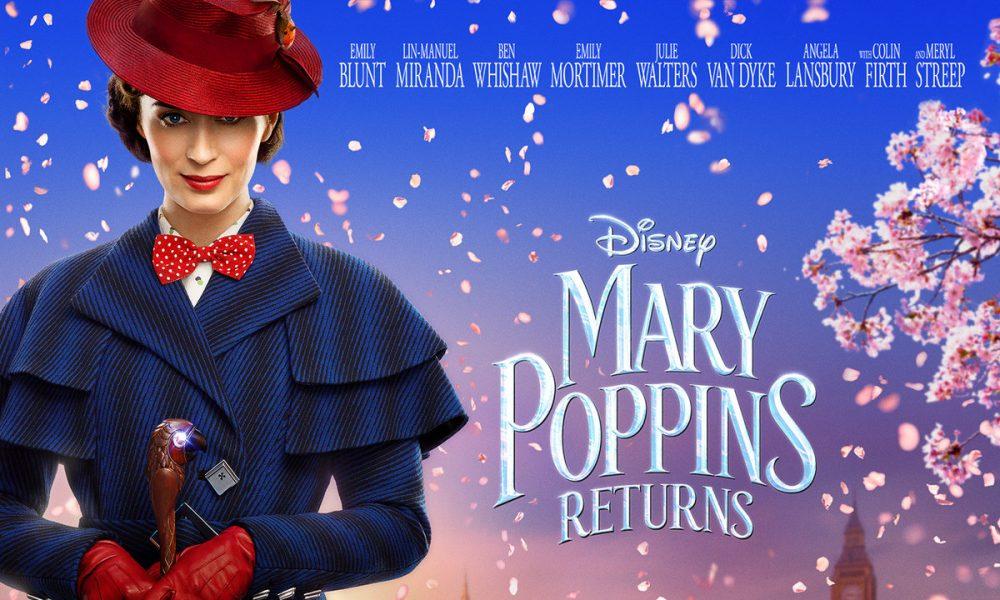 Mary PoppinsMary Poppins- locandina dello spettacolo