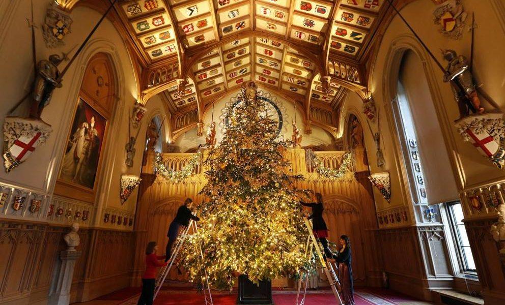 Gli alberi di Natale