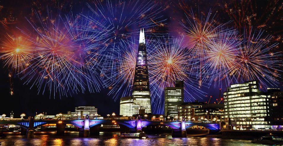 Capodanno 2018 A Londra 3
