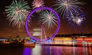 Capodanno 2018 A Londra