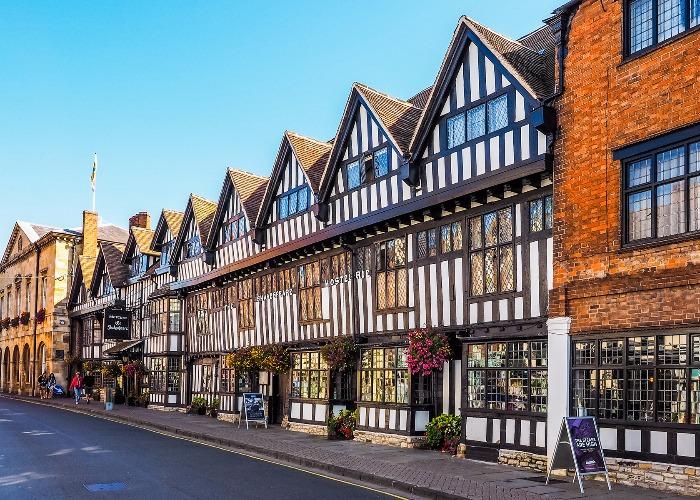 Main Street a Stratford-Upon-Avon