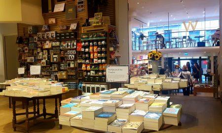 Libreria di Londra - immagine con libri esposti