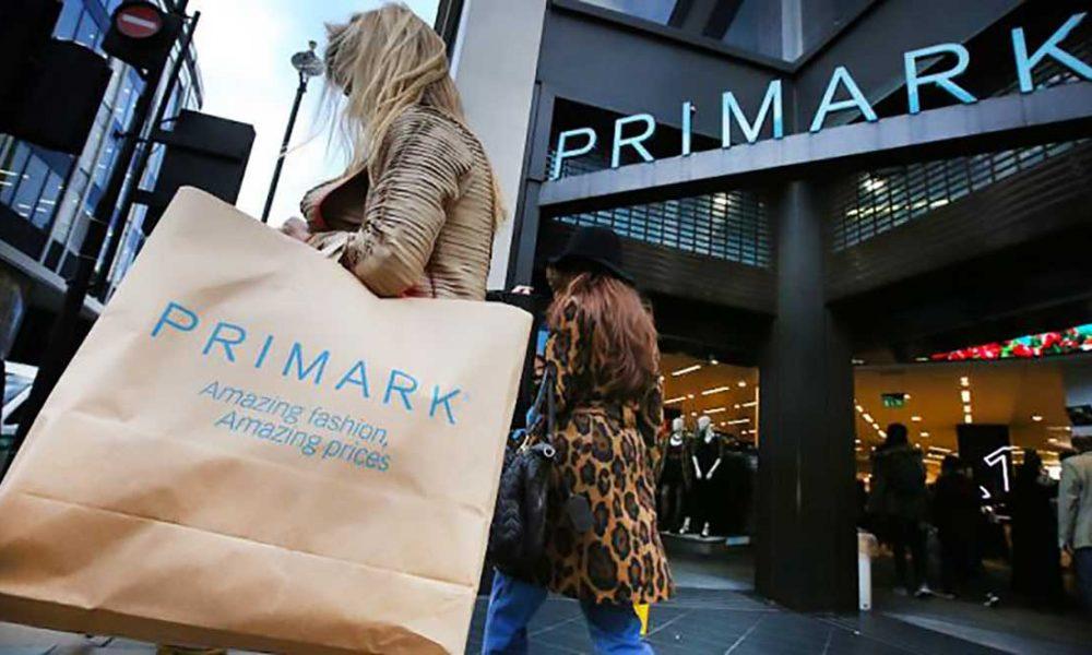 Primark, un momento di shopping