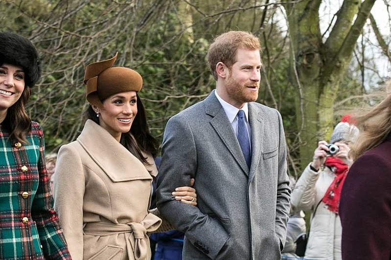 Royal Baby- Herri e Meghan