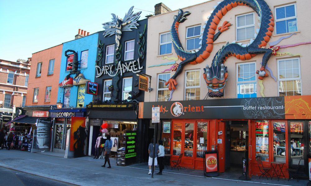 Mercato di Camden Town- Camden