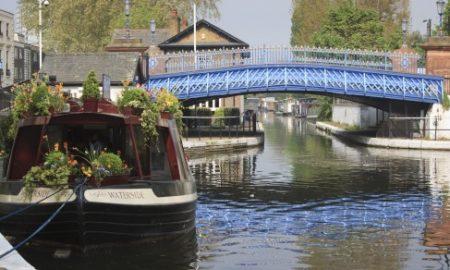 battello sul Regent's Canal - Gita a Londra a Little Venice e Camden Town
