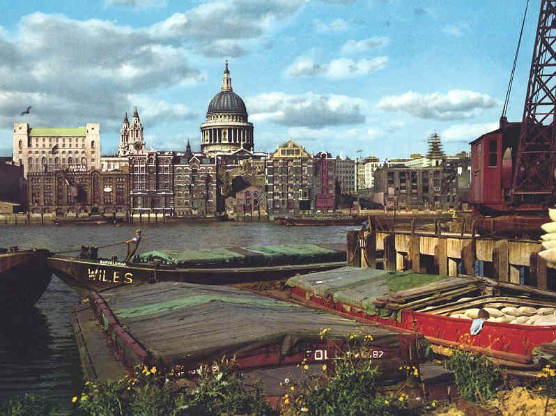 Classici ambientati a Londra- Immagine Bakside
