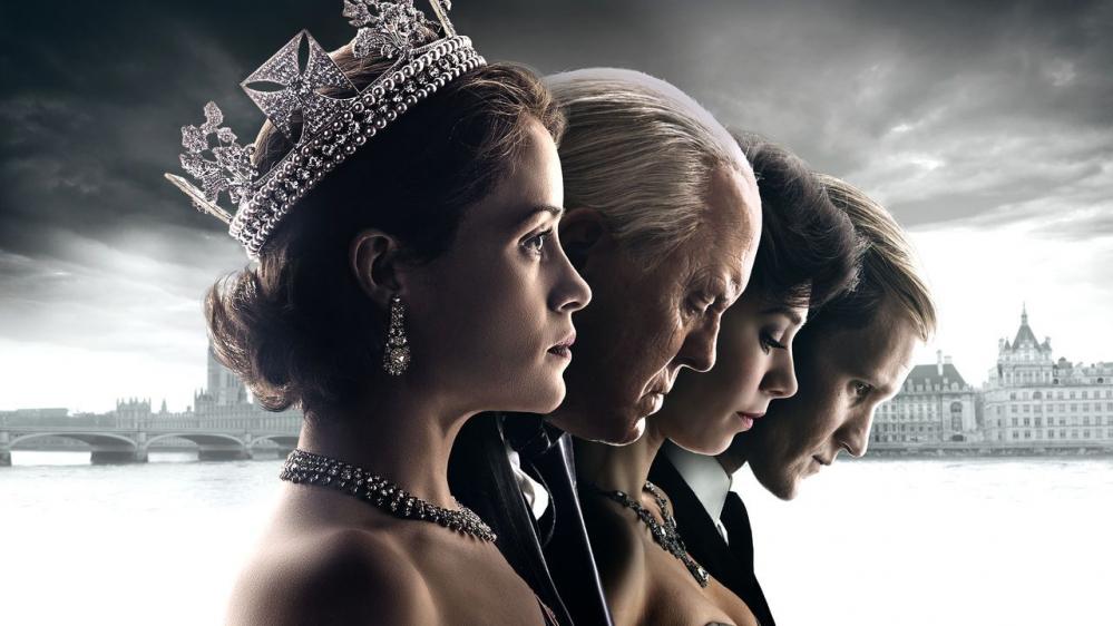 The Crown- immagine personaggi