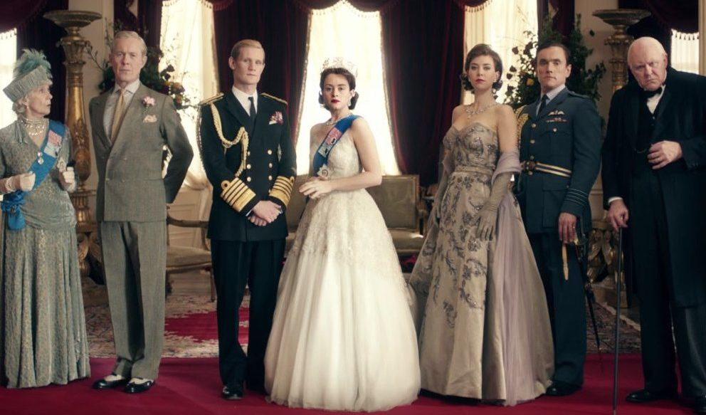 The Crown- immagine matrimonio