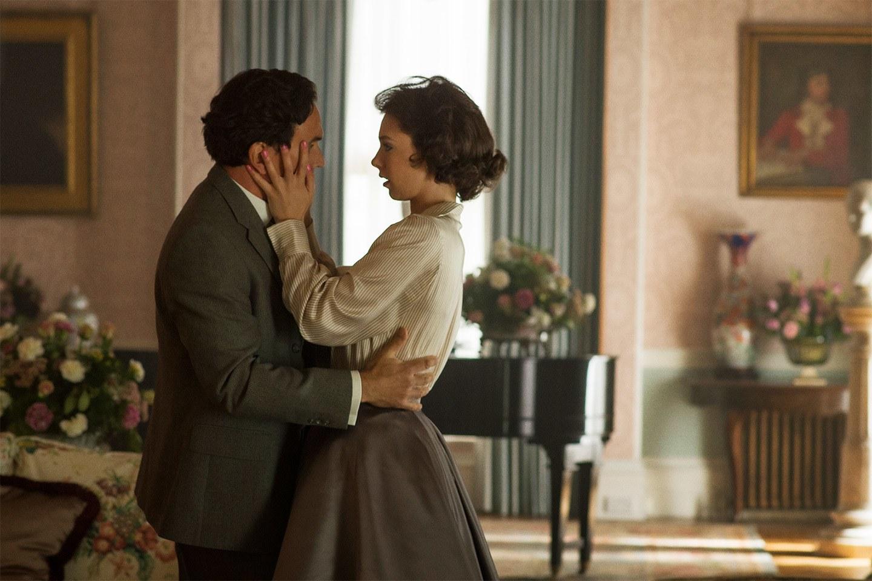 The Crown- immagine Margaret e colonnello