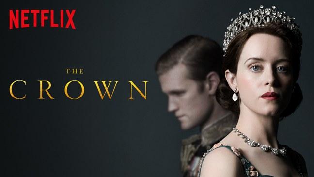 The Crown-immagine locandina Netflix