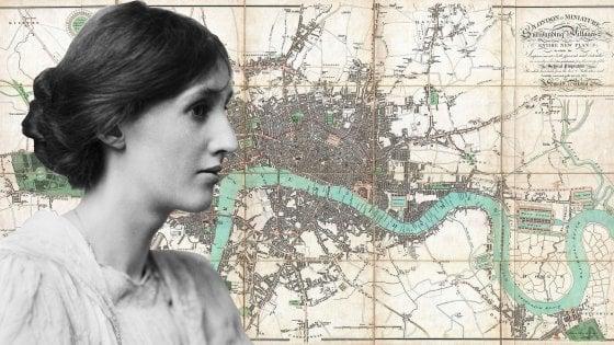 Virginia Woolf A Londra