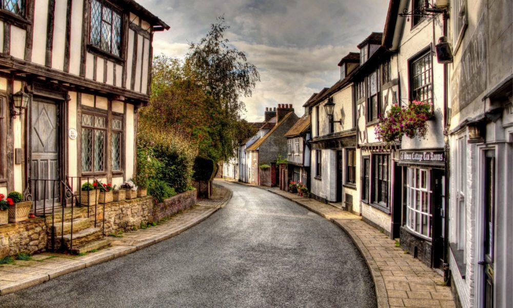 Visitare Rye - immagine di strada