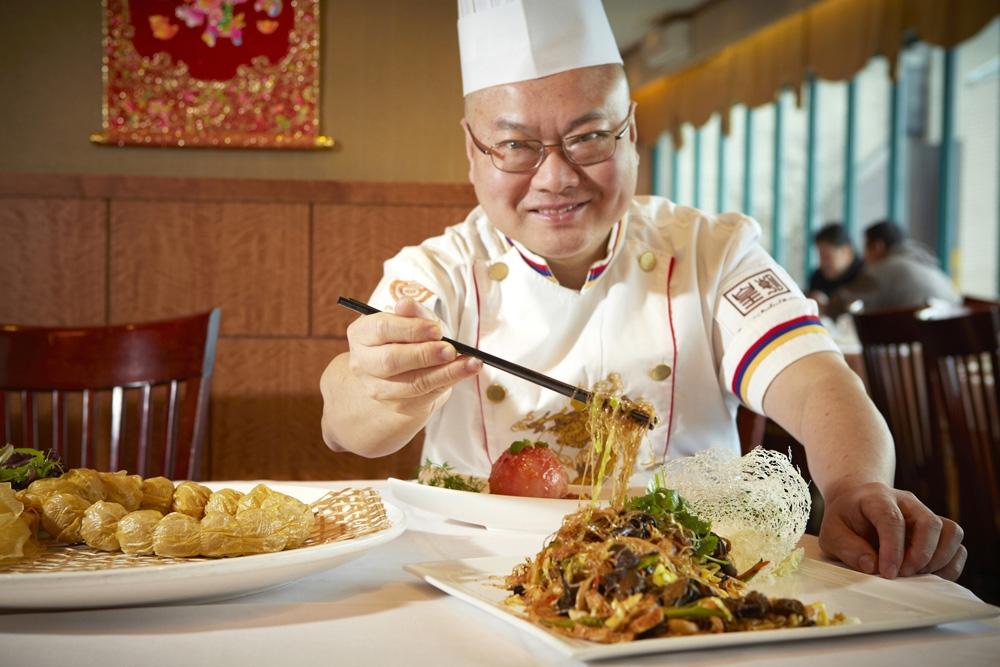 Migliori ristoranti cinesi a Londra- Cuoco