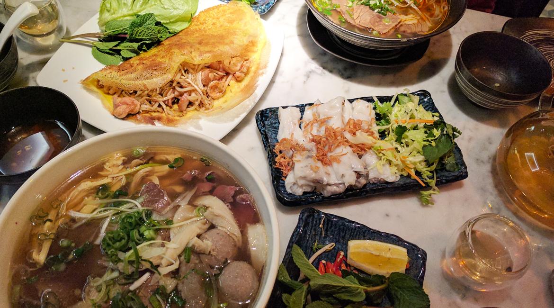 Migliori ristoranti cinesi a Londra -Tavolo Cinese