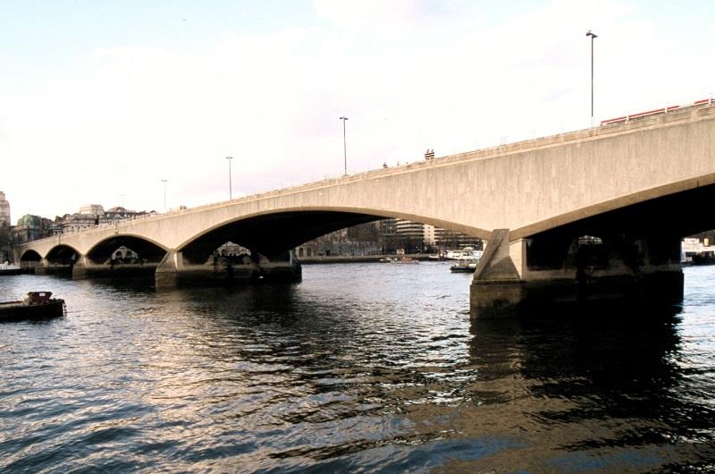 Waterloo Bridge - foto del ponte