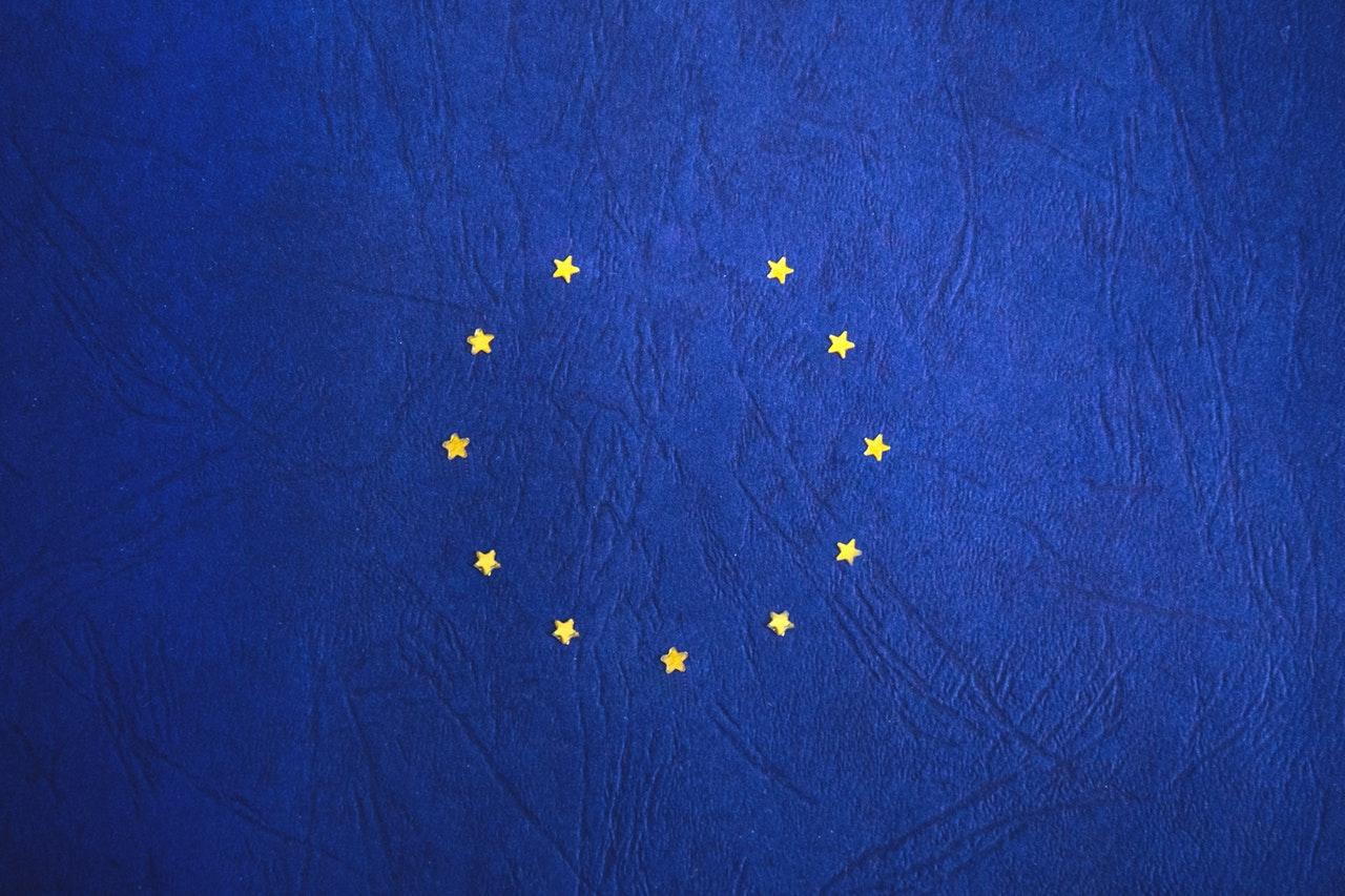 Elezioni europee 2019 - La Bandiera Dell'unione Europea