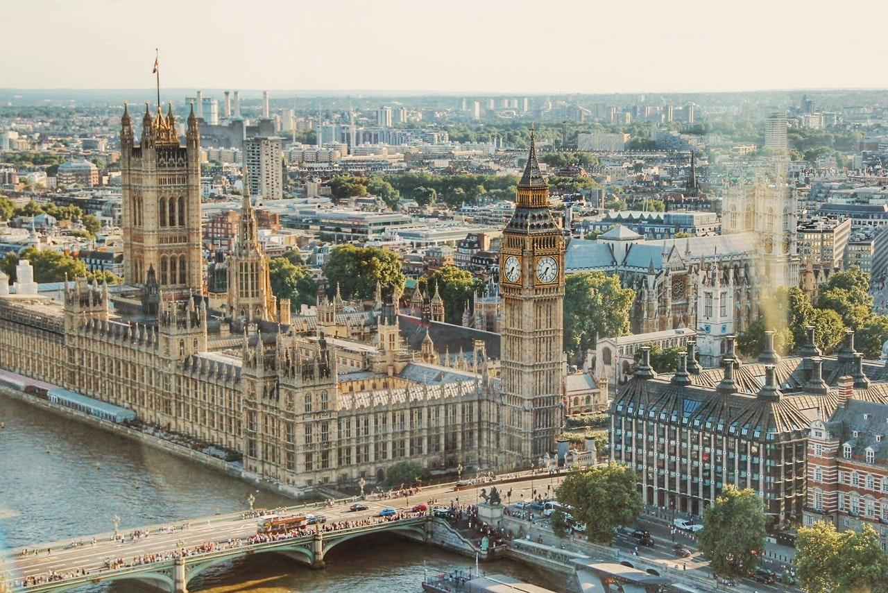 Elezioni europee 2019 - veduta di Londra