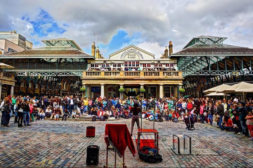 Le piazze più belle di Londra- Covent Garden
