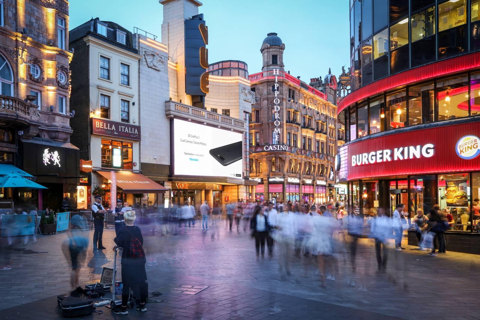 Le piazze più belle di Londra- Leicester Square