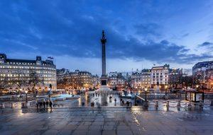 Le piazze più belle di Londra- Square
