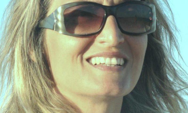 Giovanna Iorio- da Londra l'idea della mappa sonora