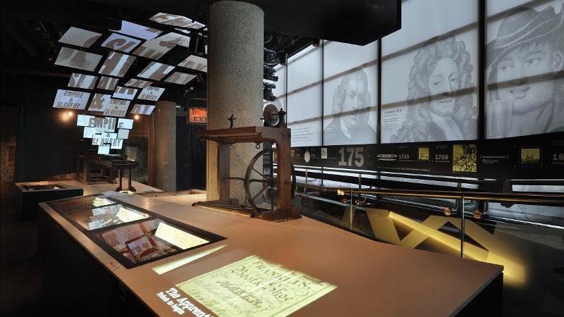 Vetrine Museum Of London