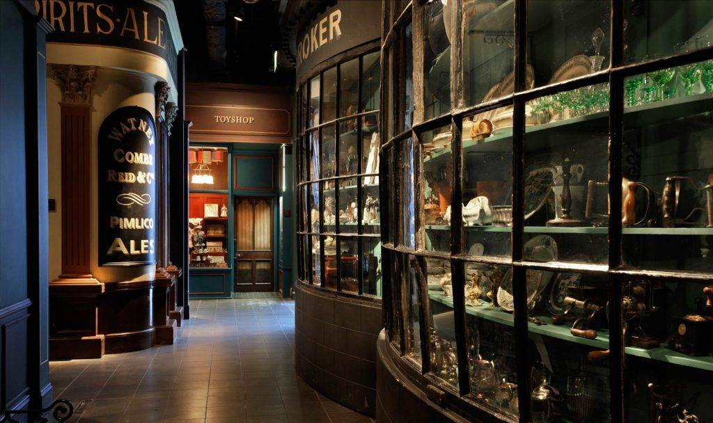 Museum of London, Victorian Walk