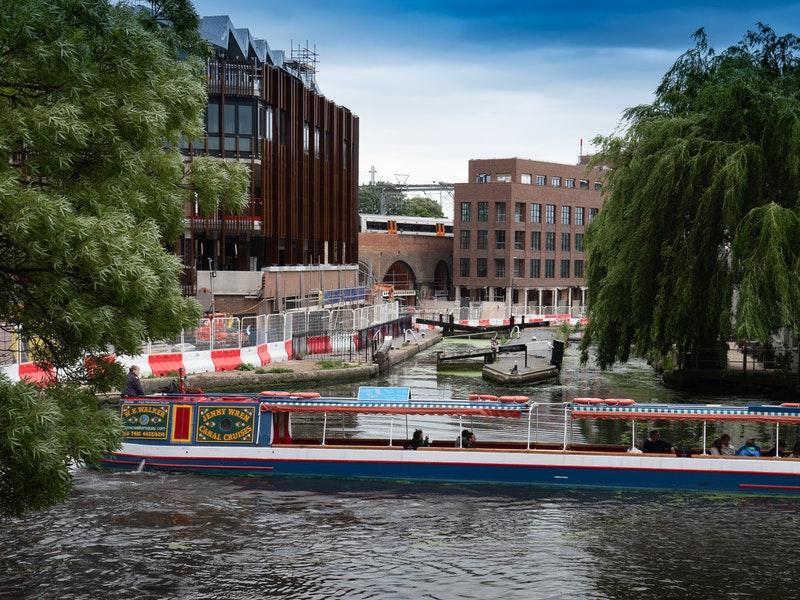 Londra è il primo parco nazionale urbano-Camden Town