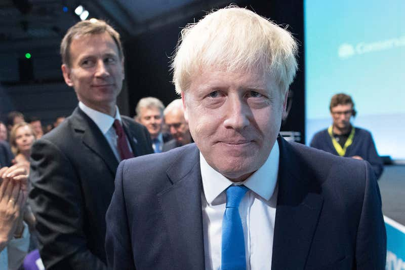Boris Johnson guiderà il regno unito fuori dall'europa