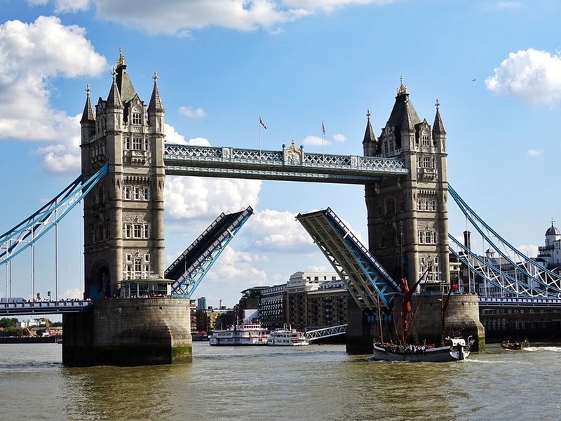 A spasso per Londra-The Tower Bridge