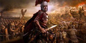 La Treasurer's House - Centurione in battaglia