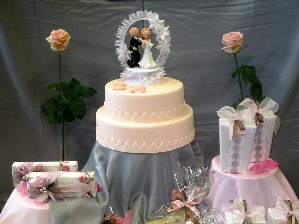 Beatrice di York - Torta di nozze