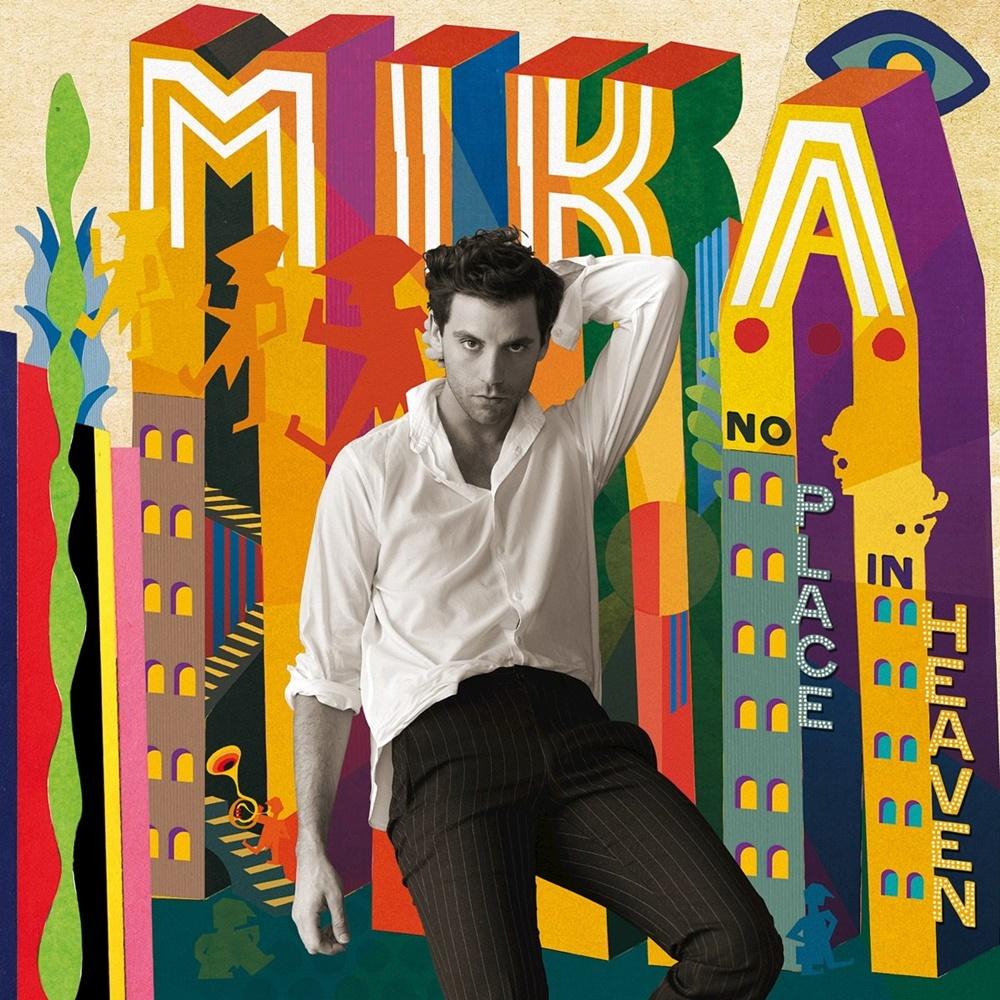 Mika - Copertina di uno spettacolo