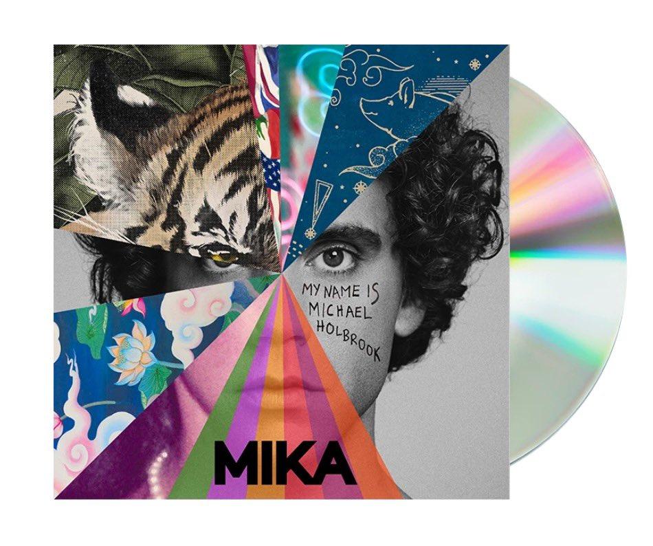 Mika - un Cd di Mika